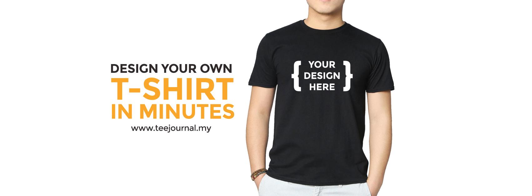 Print on Demand T-Shirt and Merchandise Fulfilment Malaysia